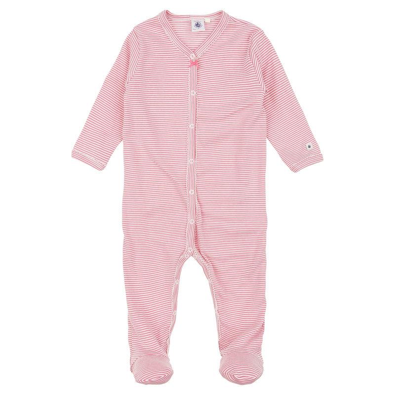 Слип-комбинезон розовый