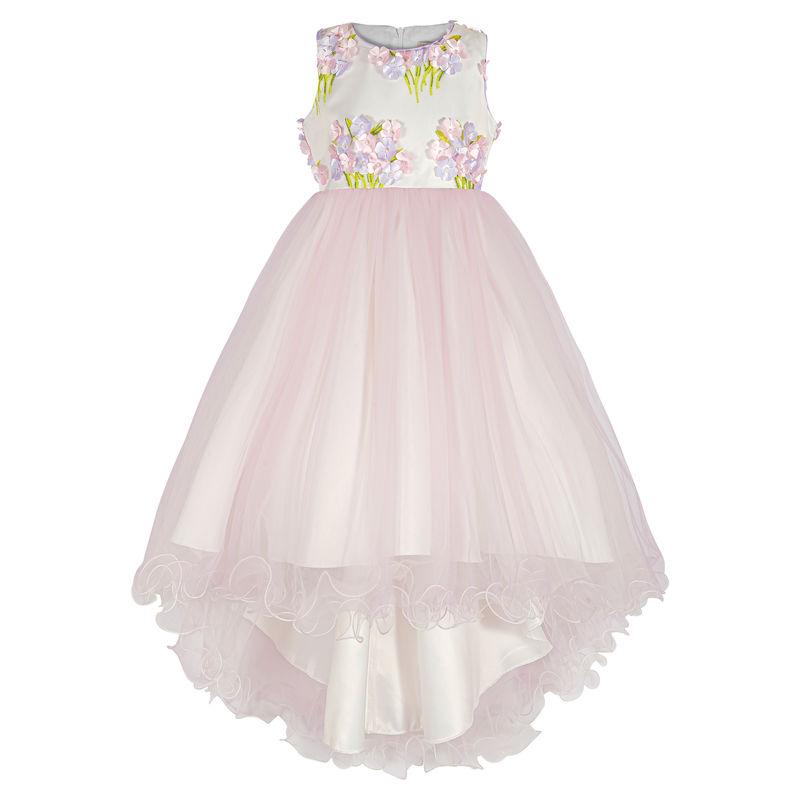 Платье светло-фиолетовое