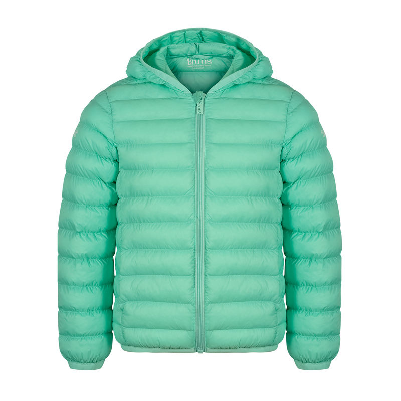 Куртка ментолового цвета