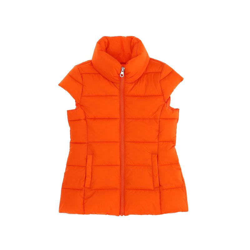 Жилет ярко-оранжевый