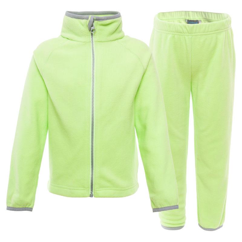 Комплект флисовый: толстовка и брюки