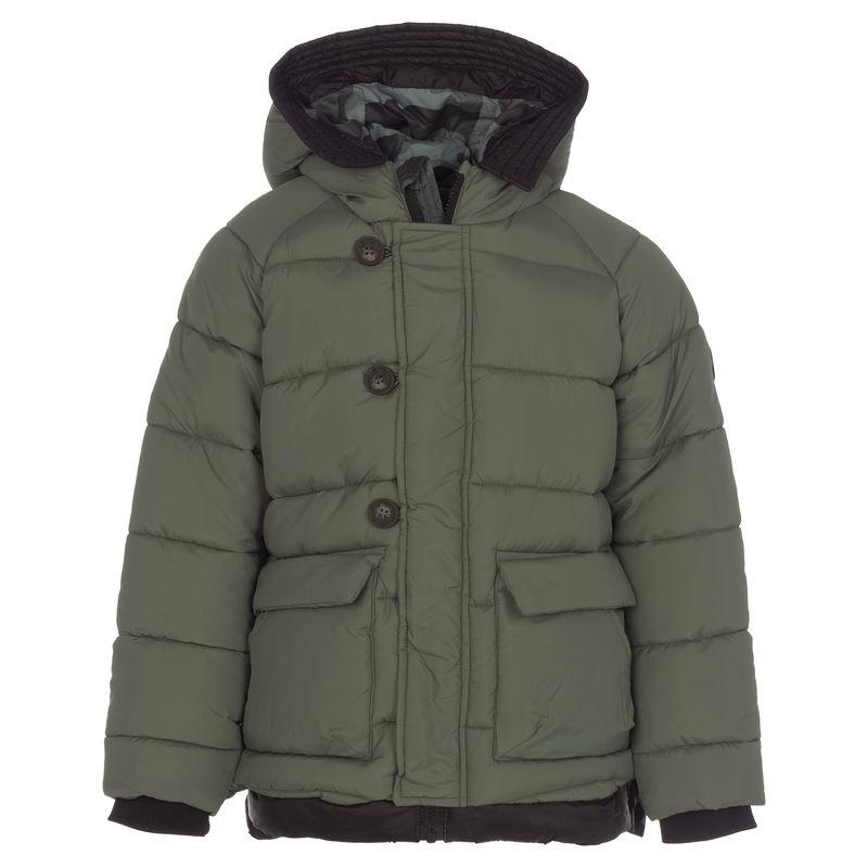 Куртка цвета хаки