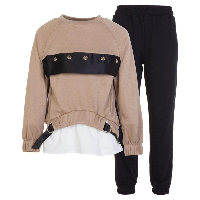 Спортивный костюм (свитшот и брюки)