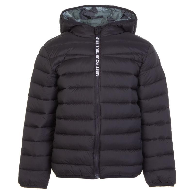 Куртка черная с чехлом